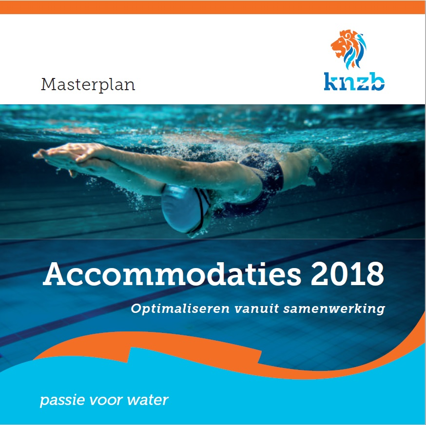 Masterplan Accommodaties 2018 voorkant