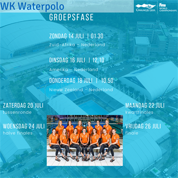 WK waterpolo